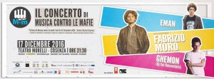 musica contro le mafie be alternative cosenza